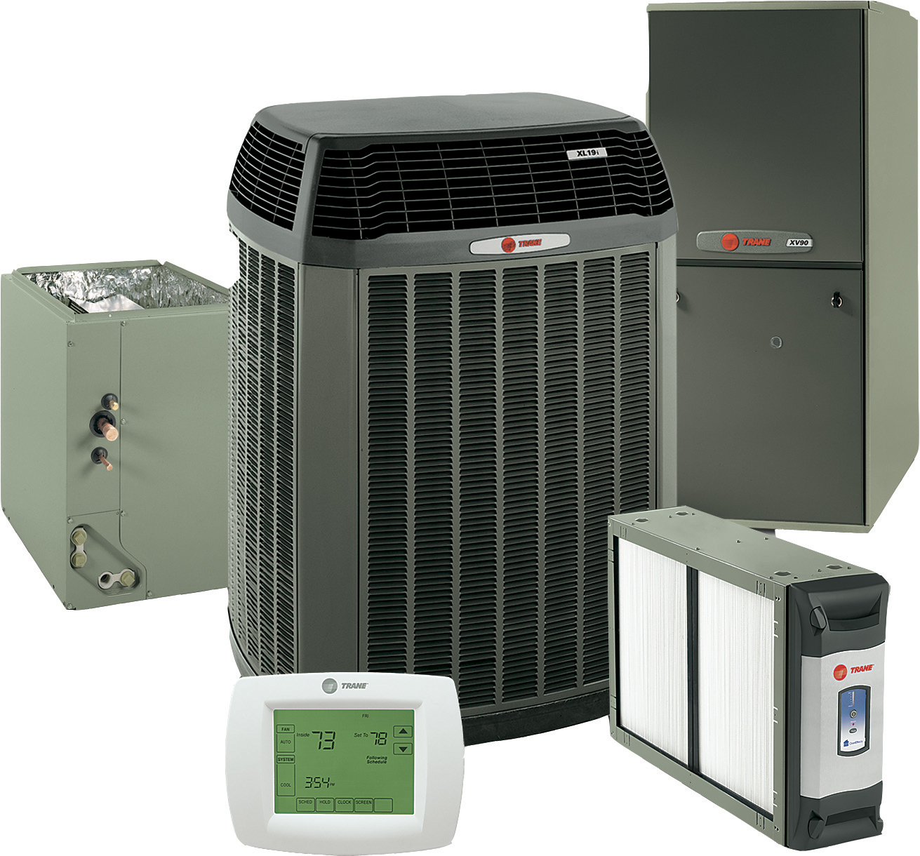 Air Conditioning and Heating Packages